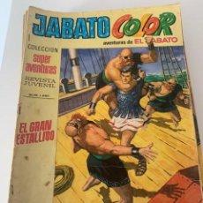 Tebeos: JABATO COLOR AÑO II Nº 50 EDITORIAL BRUGUERA. Lote 265932653