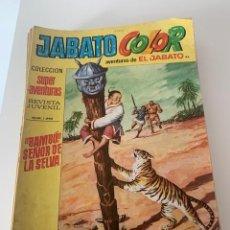 Tebeos: JABATO COLOR AÑO III Nº 84 EDITORIAL BRUGUERA. Lote 265932928