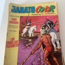 Tebeos: JABATO COLOR AÑO III Nº 103 EDITORIAL BRUGUERA. Lote 265933418