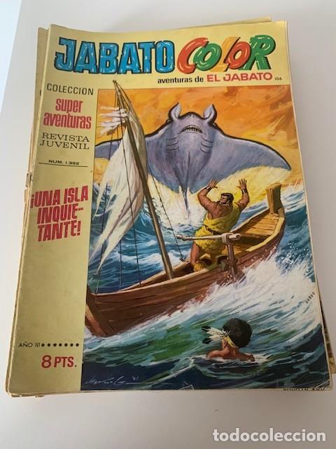JABATO COLOR AÑO III Nº 106 EDITORIAL BRUGUERA (Tebeos y Comics - Bruguera - Jabato)