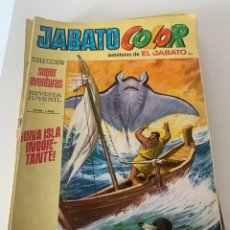 Tebeos: JABATO COLOR AÑO III Nº 106 EDITORIAL BRUGUERA. Lote 265933463