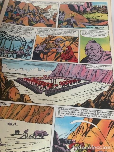 Tebeos: Jabato Color Año III Nº 106 Editorial Bruguera - Foto 2 - 265933463