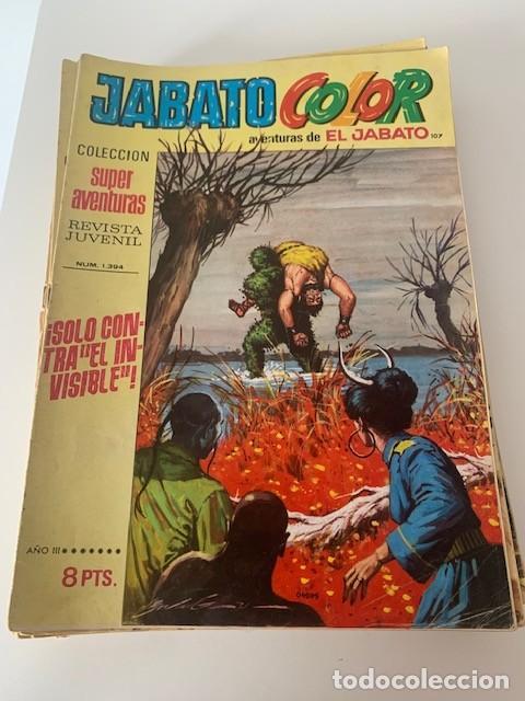 JABATO COLOR AÑO IV Nº 107 EDITORIAL BRUGUERA (Tebeos y Comics - Bruguera - Jabato)