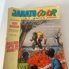 Tebeos: JABATO COLOR AÑO IV Nº 107 EDITORIAL BRUGUERA. Lote 265933763