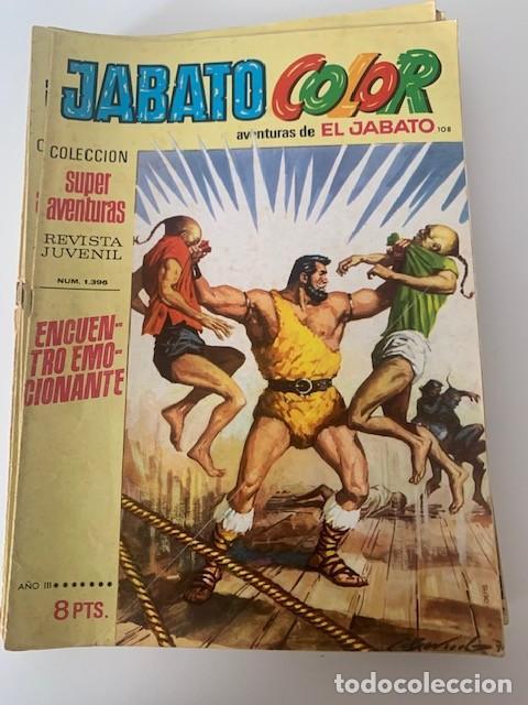 JABATO COLOR AÑO IV Nº 108 EDITORIAL BRUGUERA (Tebeos y Comics - Bruguera - Jabato)