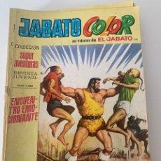 Tebeos: JABATO COLOR AÑO IV Nº 108 EDITORIAL BRUGUERA. Lote 265933843