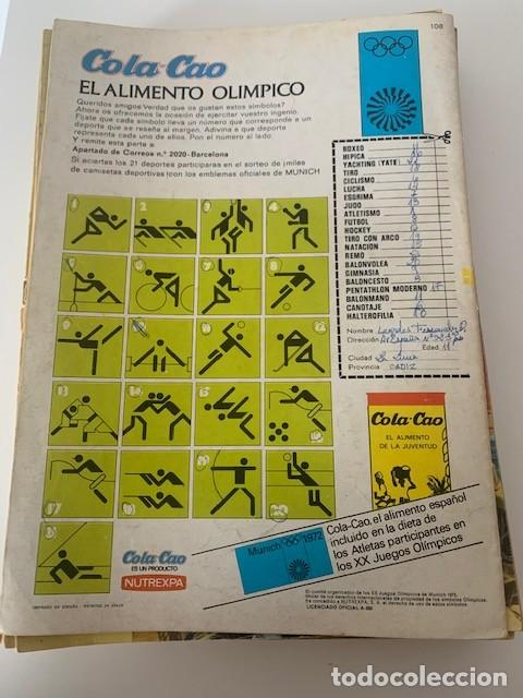 Tebeos: Jabato Color Año IV Nº 108 Editorial Bruguera - Foto 3 - 265933843