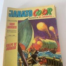 Tebeos: JABATO COLOR AÑO IV Nº 109 EDITORIAL BRUGUERA. Lote 265933908