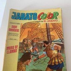 Tebeos: JABATO COLOR AÑO IV Nº 111 EDITORIAL BRUGUERA. Lote 265934018