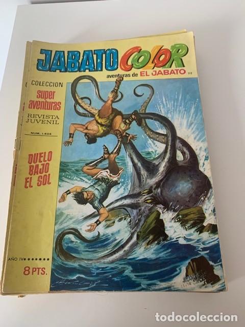 JABATO COLOR AÑO IV Nº 112 EDITORIAL BRUGUERA (Tebeos y Comics - Bruguera - Jabato)
