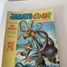 Tebeos: JABATO COLOR AÑO IV Nº 112 EDITORIAL BRUGUERA. Lote 265934088