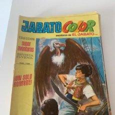 Tebeos: JABATO COLOR AÑO V Nº 113 EDITORIAL BRUGUERA. Lote 265934153