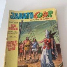 Tebeos: JABATO COLOR AÑO V Nº 114 EDITORIAL BRUGUERA. Lote 265934208