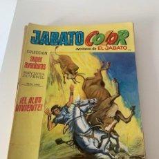 Tebeos: JABATO COLOR AÑO V Nº 115 EDITORIAL BRUGUERA. Lote 265934263