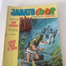 Tebeos: JABATO COLOR AÑO IV Nº 117 EDITORIAL BRUGUERA. Lote 265934428