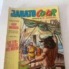 Tebeos: JABATO COLOR AÑO IV Nº 118 EDITORIAL BRUGUERA. Lote 265934493