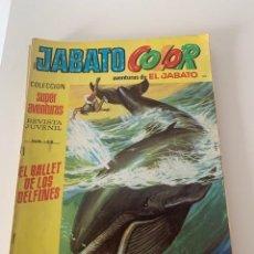 Tebeos: JABATO COLOR AÑO VI Nº 119 EDITORIAL BRUGUERA. Lote 265934548