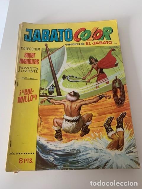 JABATO COLOR AÑO VI Nº 120 EDITORIAL BRUGUERA (Tebeos y Comics - Bruguera - Jabato)