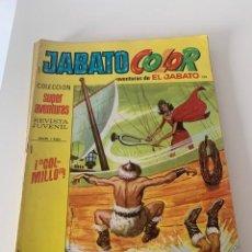 Tebeos: JABATO COLOR AÑO VI Nº 120 EDITORIAL BRUGUERA. Lote 265934583