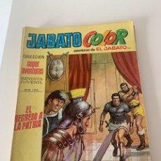 Tebeos: JABATO COLOR AÑO V Nº 122 EDITORIAL BRUGUERA. Lote 265934698