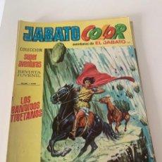 Tebeos: JABATO COLOR AÑO IV Nº 129 EDITORIAL BRUGUERA. Lote 265934773