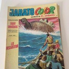 Tebeos: JABATO COLOR AÑO V Nº 142 EDITORIAL BRUGUERA. Lote 265934818