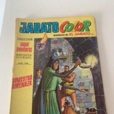 Tebeos: JABATO COLOR AÑO V Nº 143 EDITORIAL BRUGUERA. Lote 265934868