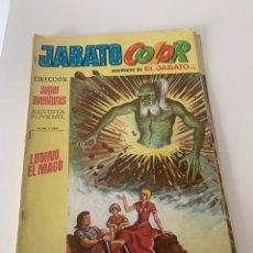 Tebeos: JABATO COLOR AÑO V Nº 153 EDITORIAL BRUGUERA. Lote 265935118