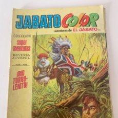 Tebeos: JABATO COLOR AÑO V Nº 154 EDITORIAL BRUGUERA. Lote 265935283