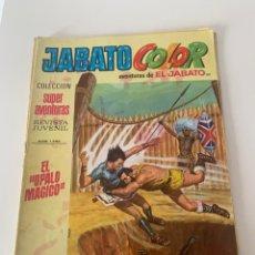 Tebeos: JABATO COLOR AÑO V Nº 155 EDITORIAL BRUGUERA. Lote 265935368