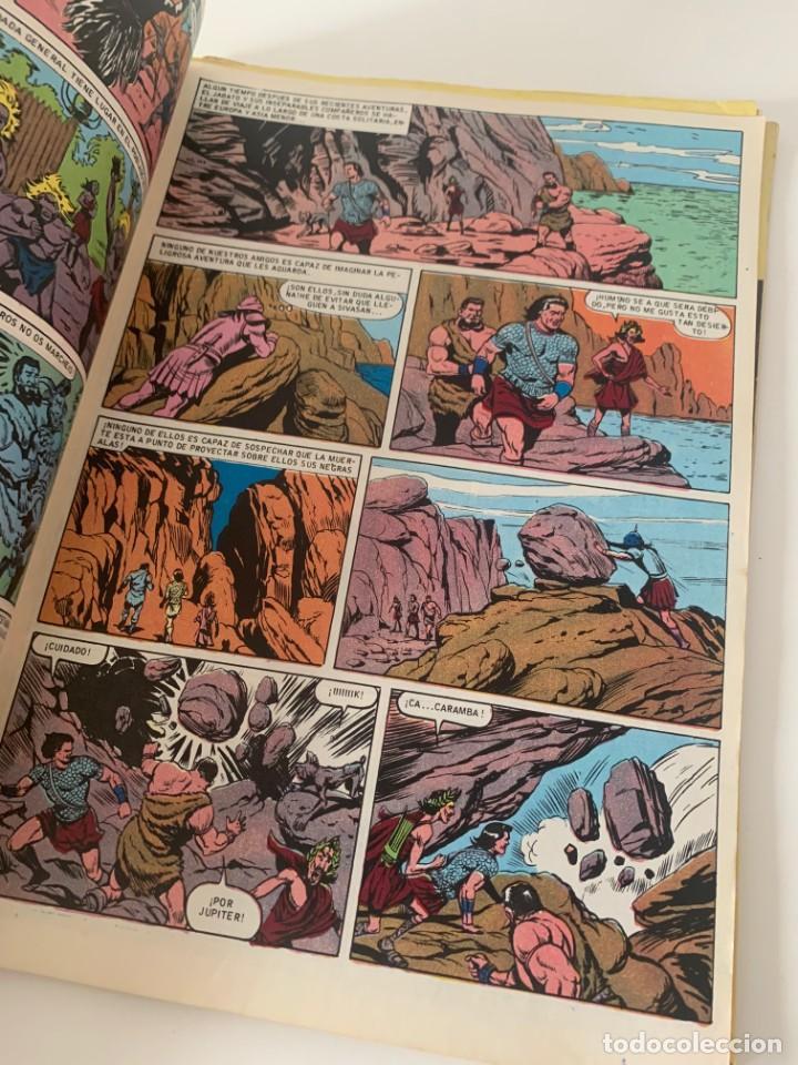 Tebeos: Jabato Color Año V Nº 155 Editorial Bruguera - Foto 2 - 265935368