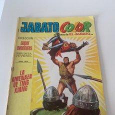Tebeos: JABATO COLOR AÑO VI Nº 168 EDITORIAL BRUGUERA. Lote 265935418