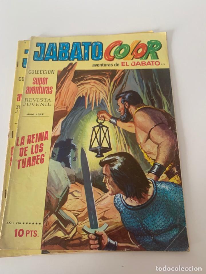 JABATO COLOR AÑO VI Nº 171 EDITORIAL BRUGUERA (Tebeos y Comics - Bruguera - Jabato)