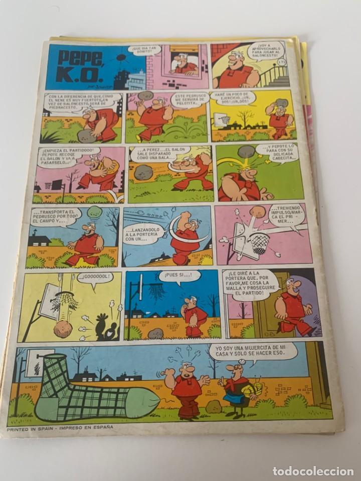 Tebeos: Jabato Color Año VI Nº 171 Editorial Bruguera - Foto 3 - 265935448
