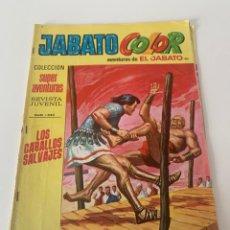 Tebeos: JABATO COLOR AÑO VI Nº 180 EDITORIAL BRUGUERA. Lote 265935513