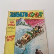 Tebeos: JABATO COLOR AÑO VI Nº 181 EDITORIAL BRUGUERA. Lote 265935588