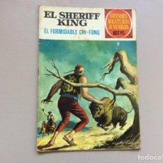 Tebeos: EL SHERIFF KING NÚMERO 26. Lote 266059218