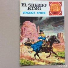 Tebeos: EL SHERIFF KING NÚMERO 12. Lote 266061033