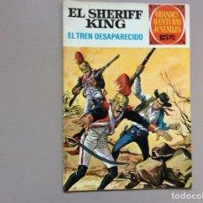 Tebeos: EL SHERIFF KING NÚMERO 6. Lote 266065908