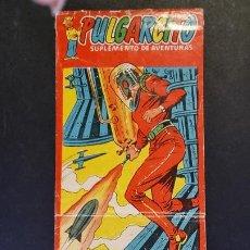 Tebeos: PULGARCITO SUPLEMENTO CAPITAN ROBLES EL PLANETA FANTASMA Nº 27 ORIGINAL CT3. Lote 266126848