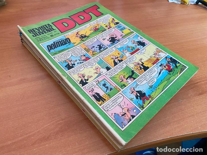 DDT LOTE 16 EJEMPLARES TERCERA 3ª EPOCA (ORIGINAL BRUGUERA) (COIB187) (Tebeos y Comics - Bruguera - DDT)