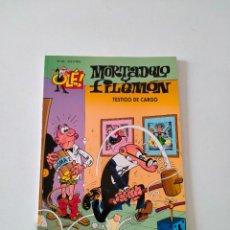 Tebeos: NÚMERO 24 MORTADELO Y FILEMÓN COLECCIÓN OLÉ 3 EDICIÓN AÑO 2001 EDICIONES B. Lote 266403438