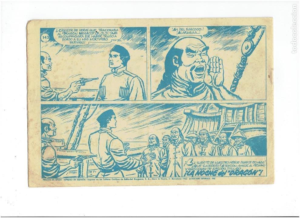 Tebeos: Archivo * EL COSACO VERDE * ED. BRUGUERA * ORIGINALES 1960-1963 * Nº 63, 95, 143, * - Foto 5 - 266440228