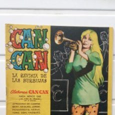 Tebeos: CAN CAN Nº 70. Lote 266453593