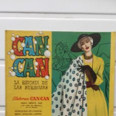 Tebeos: CAN CAN Nº 68. Lote 266453633