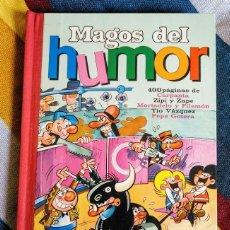 Tebeos: MAGOS DEL HUMOR. VOLUMEN III. TOMO 3. BRUGUERA, 1971. Lote 266488408