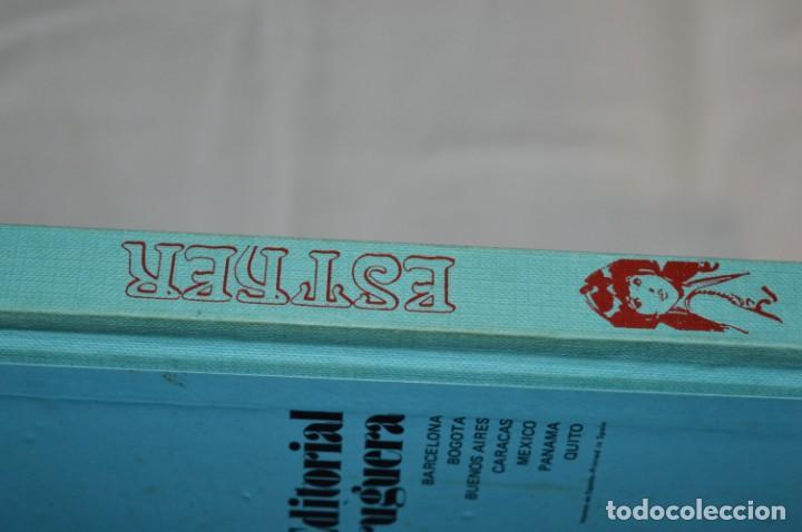 Tebeos: ESTHER y su mundo / FAMOSAS NOVELAS, serie AZUL - Buen estado / Años 80 - Ejemplar Número 4 - ¡Mira! - Foto 3 - 266590853