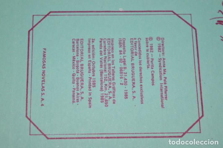 Tebeos: ESTHER y su mundo / FAMOSAS NOVELAS, serie AZUL - Buen estado / Años 80 - Ejemplar Número 4 - ¡Mira! - Foto 8 - 266590853