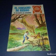 BDs: EL CORSARIO DE HIERRO Nº 24 -BRUGUERA. Lote 266741323