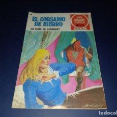 BDs: EL CORSARIO DE HIERRO Nº 41 -BRUGUERA. Lote 266741558